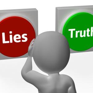 lying breaks trust
